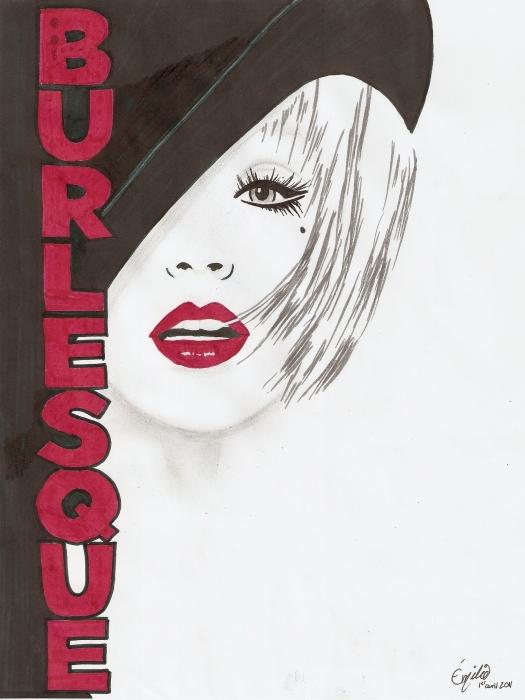 Christina Aguilera by xsweet-revengex